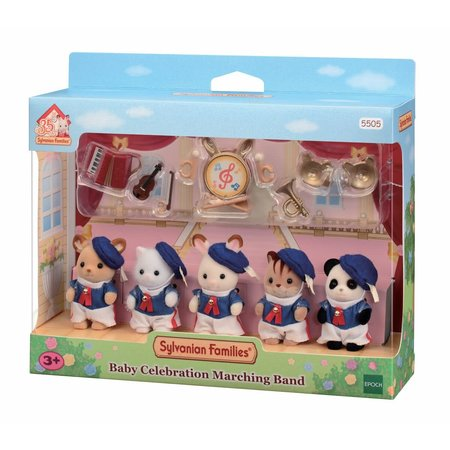 EPOCH Traumwiesen Sylvanian Families: Baby Celebration Marching Band