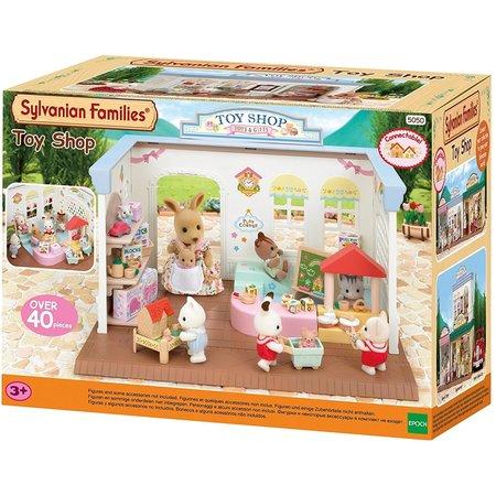Epoch Sylvanian Families: Toy Shop