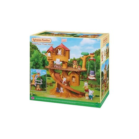 Epoch Sylvanian Families: Adventure Tree House
