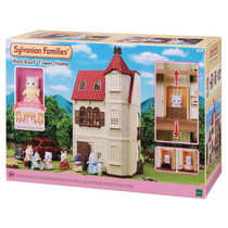 Sylvanian Families: Red Roof Tower Home
