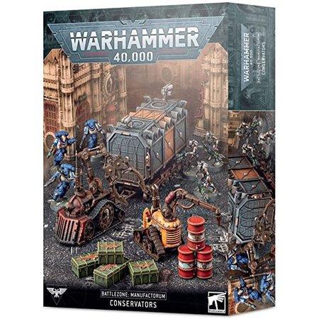 Games Workshop Battlezone: Manufactorum – Conservators