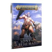 Battletome Sons of Behemat