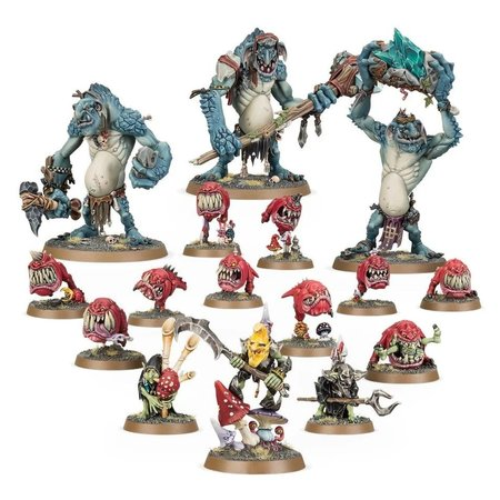 Citadel Miniatures Start Collecting! Gloomspite Gitz