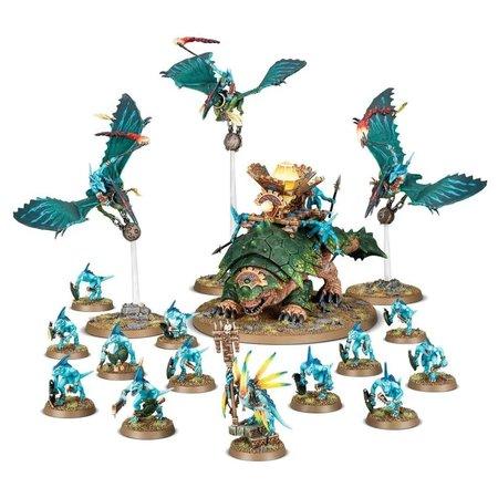 Citadel Miniatures Start Collecting! Skinks