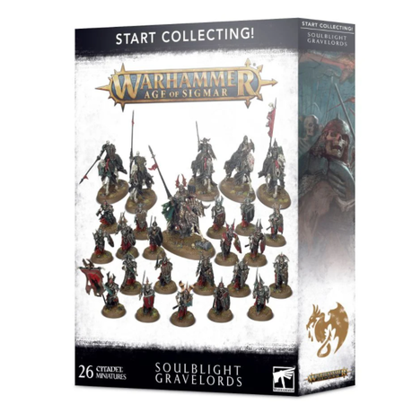 Games Workshop Start Collecting! Soulblight Gravelords