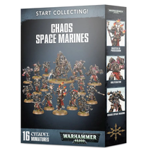 Start Collecting!: Chaos Space Marines