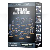 Start Collecting!: Vanguard Space Marines