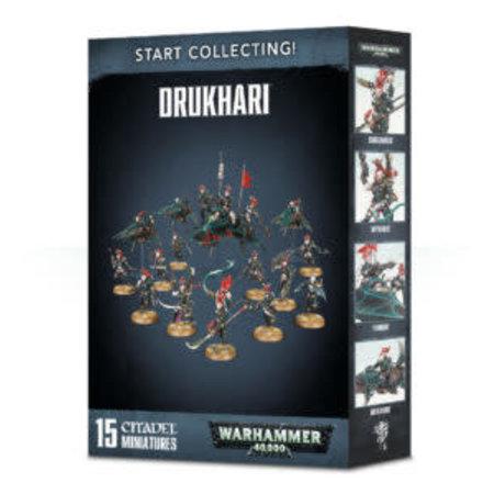 Games Workshop Start Collecting: Drukhari (2018)