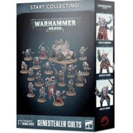 Games Workshop Start Collecting: Genestealer cults