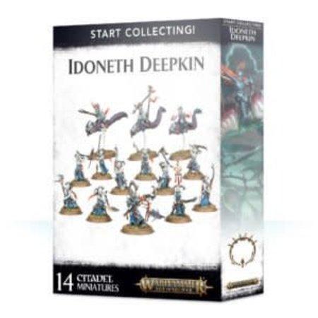 Games Workshop Start Collecting: Idoneth Deepkin