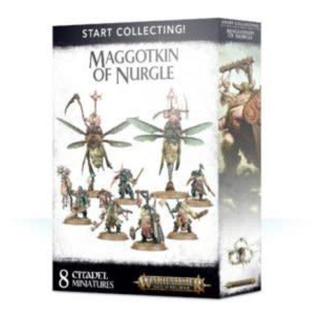 Games Workshop Start Collecting: Maggotkin of Nurgle