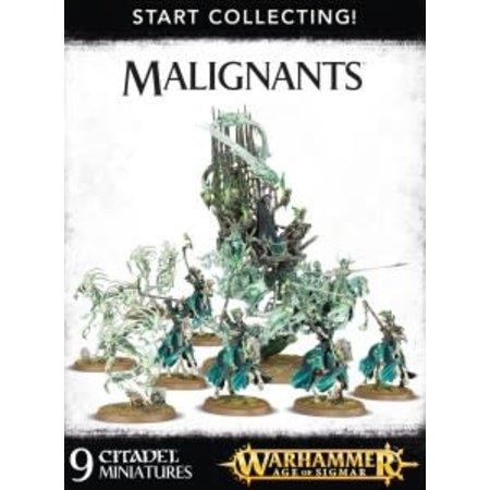 Games Workshop Start Collecting: Malignants