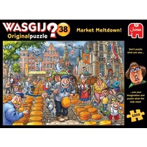 Wasgij Original 38: Kaasalarm! (1000)