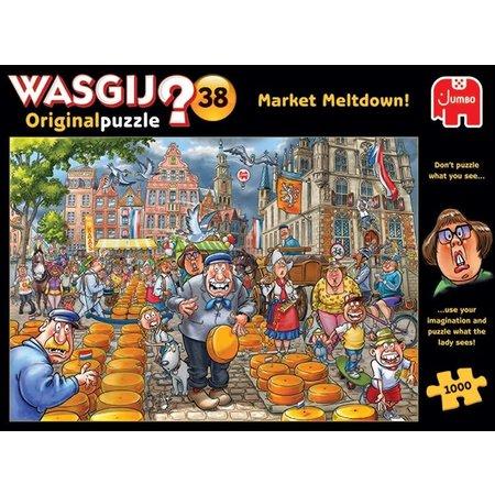 Jumbo Wasgij Original 38: Kaasalarm! (1000)