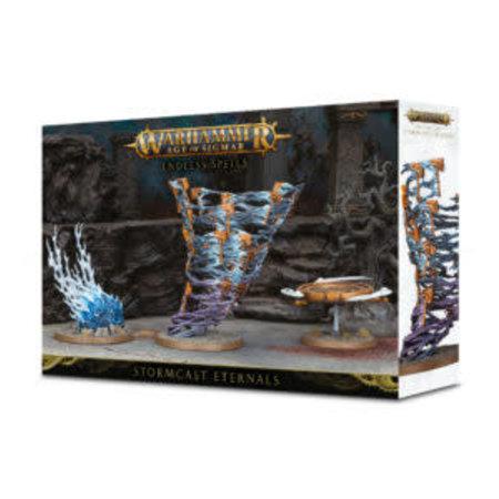 Games Workshop Stormcast Eternals: Endless Spells