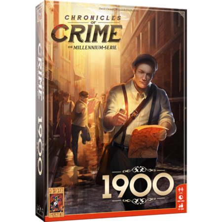 999-Games Chronicles of Crime: 1900