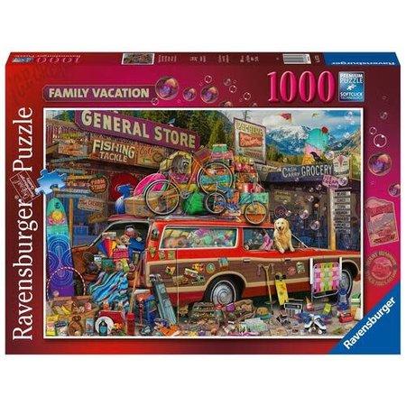 Ravensburger Family Vacation  (1000)