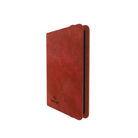 Gamegen!c PORTFOLIO Prime Album 8-Pocket Red