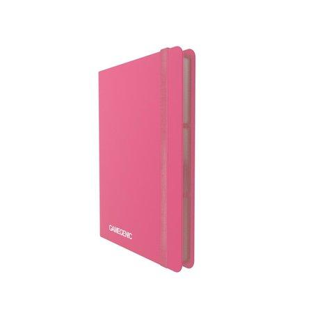 Gamegen!c PORTFOLIO Casual Album 18-Pocket Pink
