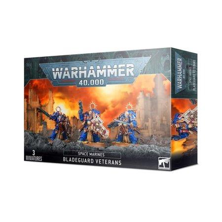 Games Workshop Space Marines Bladeguard Veterans