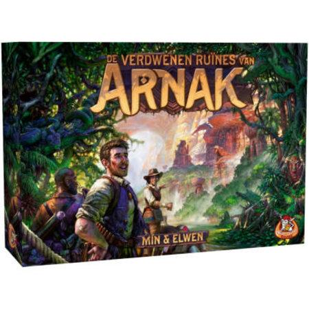 White Goblin Games De Verdwenen Ruïnes van Arnak