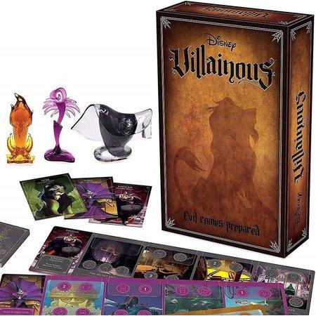 Ravensburger Disney Villainous - Evil Comes Prepared - Uitbreiding (Eng)