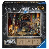Escape puzzle: In het vampierenslot (759)