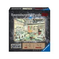 Escape puzzle: Laboratorium (368)