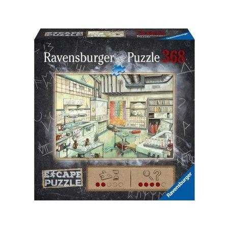 Ravensburger Escape puzzle: Laboratorium (368)