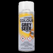 Citadel Contrast: Grey Seer Spray (Primer)