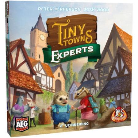 AEG Tiny Towns: Experts - Uitbreiding