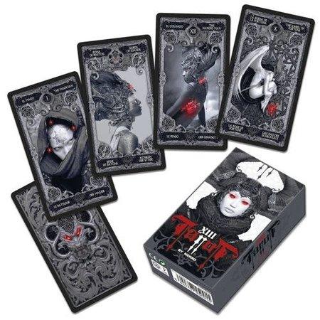 Fournier Tarot kaarten Nekro XIII, Fournier