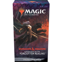 MTG AFR Adventures in the Forgotten Realms Pre Release Pack