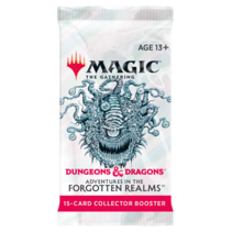 MTG AFR Forgotten Realms Collector Booster