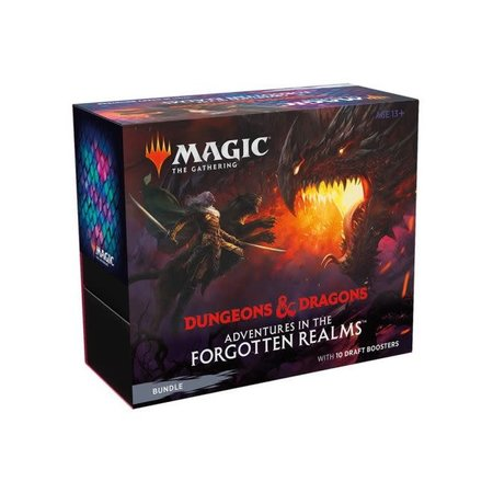 Wizards of the Coast MTG AFR Forgotten Realms Bundle