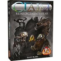Claim reinforcements: Fear - Uitbreiding