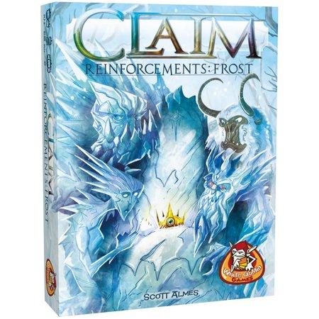 White Goblin Games Claim reinforcements: Frost - Uitbreiding