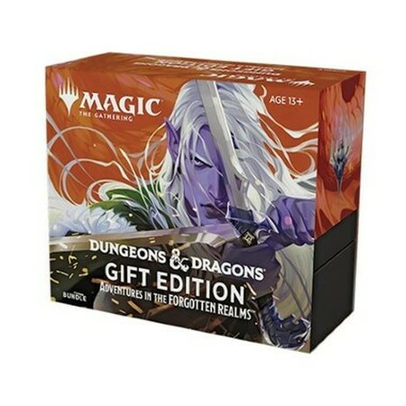 Wizards of the Coast MTG AFR Forgotten Realms Bundle Gift Edition