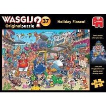 Wasgij Original 37: Vakantiefiasco! (1000)