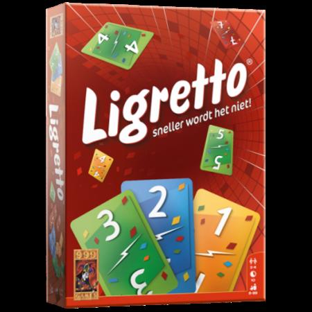 999-Games Ligretto: Rood