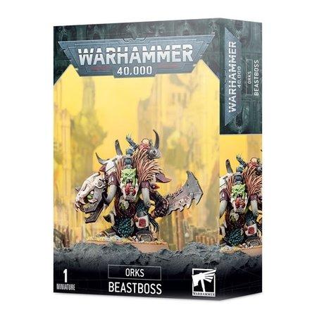 Games Workshop Orks: Beastboss