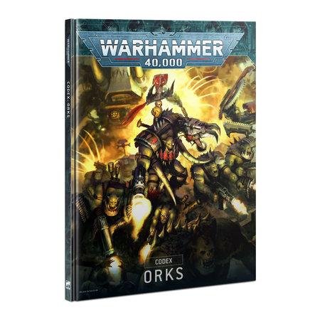 Games Workshop Codex: Orks (HB) (Eng)