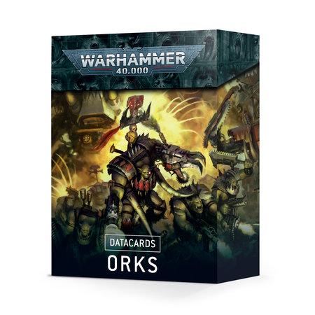 Games Workshop Datacards: Orks (Eng)