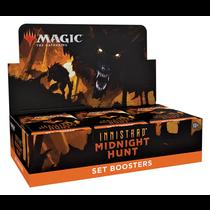 MTG IMH Innistrad Midnight Hunt Set Boosterbox