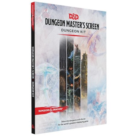 Wizards of the Coast D&D 5.0 - Dungeon Master's Screen Dungeon Kit
