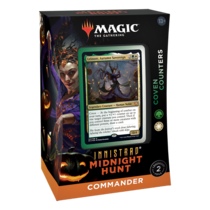 MTG IMH Innistrad Midnight Hunt Commander Deck - Coven Counters