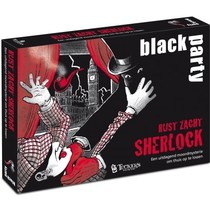 Black Party: Rust Zacht Sherlock