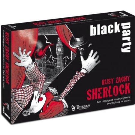 Story Factory Black Party: Rust Zacht Sherlock
