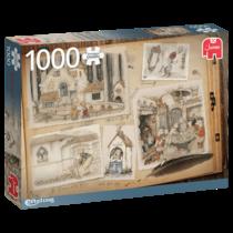 PC Anton Pieck, De Efteling (1000)