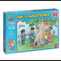 Jan van Haasteren Junior - Verstoppertje (150)